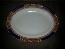 Vintage J & G MEAKIN-QUEEN MARY Design-Serving Platter-12.25 Inches