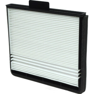 Cabin Air Filter-XL, DIESEL, OHV, Electronic, Turbo UAC FI 1007C