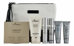 SkinMedica Holiday Kit HA5 Retinol 0.5 Derma Repair Cream Lumivive DAY NIGHT New