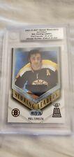 2002-03 BAP Ultimate Memorabilia Phil Esposito Jersey Card 26/40