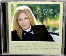 BARBRA STREISAND - PARTNERS, CD ALBUM, (2014).