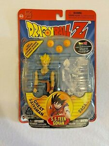 2001 Irwin Dragon Ball Z S.S. Teen Gohan Action Figure (NEW)