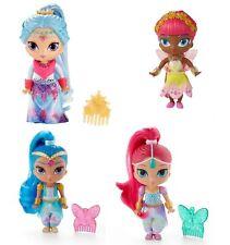 Fisher-Price 6 inch Shimmer and Shine Doll - Shimmer, Shine, Zeta, Leah, Samira.