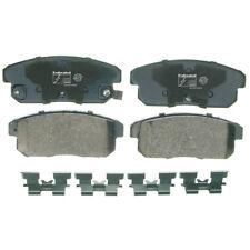 Disc Brake Pad Set Rear Federated D900