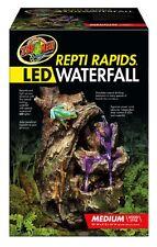 Zoo Med Repti Rapids LED Waterfall Medium Wood