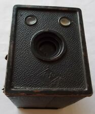 VINTAGE AGFA CADET HAND HELD BOX CAMERA 1920's/1930's PREOWNED
