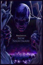 WES CRAVEN'S NEW NIGHTMARE - SAPUTO- MONDO TEXAS FRIGHTMARE