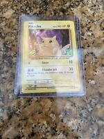 Pokemon TCG Pikachu XY Evolutions 35/108 Cracked Ice Holo NM