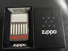 ZIPPO LIGHTER 2013 UNITED STATES MARINE CORPS