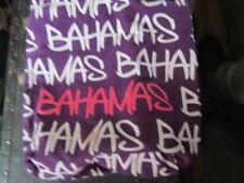 Bahama Souvenir Boho Purple Bag Purse