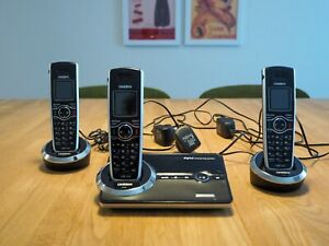 Uniden Elite 9035+2 Cordless Phone and Answering Machine