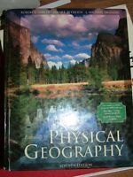 Essentials of Physical Geography (with CD-ROM and