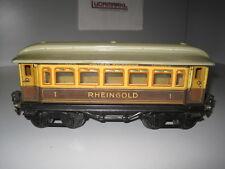 **** Märklin Spur 0 1749 RHEINGOLD Personenwagen von 1930 bis 1938 Marklin ****