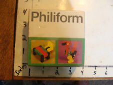 USUED Sealed PHILIFORM Set from Philips #200