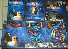 """"""" Roméo et Juliette """" Comédie musicale Coffret double dvd"""