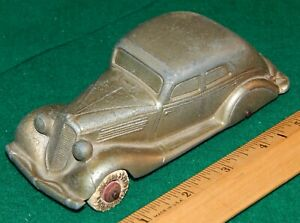 1934 Studebaker President Worlds Fair National Products Pot Metal 1:28 Promo