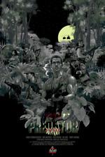 Predator Night Ops Poster Limited Edition 100 Vance Kelly NT MONDO HCG