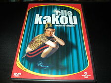 "DVD ""ELIE KAKOU AU POINT VIRGULE"" spectacle"