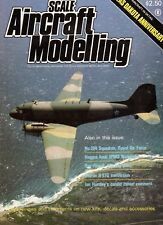 Scale Aircraft Modelling 8.3 DC3 Dakota,RAF 204 Squadron,B-57 Canberra