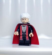 A889 CUSTOM PRINTED Lego Dimensions INSPIRED DOCTOR WHO THIRD DR MINIFIG - 3RD