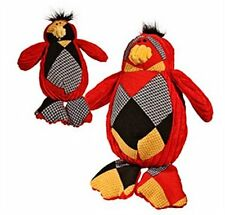 """Hugglehounds - Chubby Buddies, LAST ONE PENGUIN ONLY Large 12"""" tall by 7.5"""" wide"""