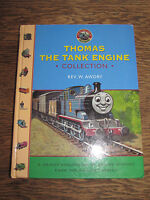 THOMAS THE TANK ENGINE COLLECTION by The Rev. W. Awdry Hardcover 2001