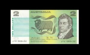 1979 AUSTRALIA $2 **Knight & Stone** (( GEM UNC ))