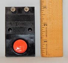 ORIGINAL controller Lionel Trains 90 control switch orange button push accessory