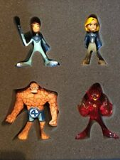 Fantastic Four very rare Tak Li Sculpted figurine Marvel set