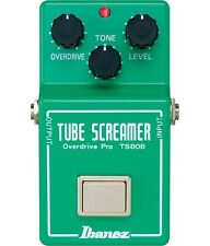 IBANEZ TS-808 TS808 Tube Screamer Guitar Effect Pedal Overdrive
