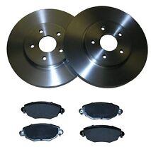 FORD MONDEO 2.0,TDCI,DI,90,115,130BHP FRONT BRAKE DISCS & PAD KIT 100% QUALITY