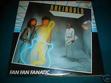 """RHEINGOLD MINIMAL SYNTH 12"""" FAN FAN FANTIC SEALED LP"""