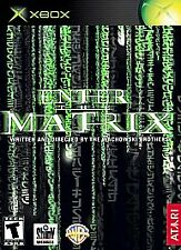 Enter the Matrix (Microsoft Xbox, 2003) Disc Only, Tested, Free Fast Shipping!