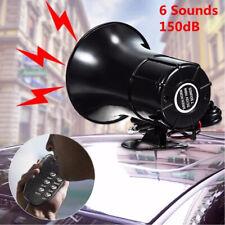 Lautsprecher PA Polizei Feuer Sirene MIC System Horn Alarm Heiß Hohe Qualität