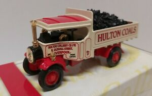 Matchbox Collectibles YAS02-M Hulton Coals Truck,  in Ovp!