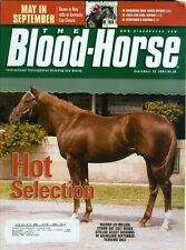 2004 The Blood-Horse Magazine #39: Record Storm Cat Colt Heads Keeneland Sale