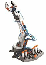 Hydraulic Robot Arm Build Your Own Working Remote Controlled Model Six Axes