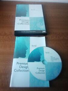 Serif Premium Design Collection - DVD - Software
