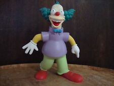 PLAYMATES SIMPSONS KRUSTY 7 INCH PROTOTYPE TOY SHOW DISPLAY NO COPYRIGHT