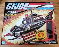 G.I. Joe Retro Collection Cobra F.A.N.G Vehicle With Cobra Pilot fang brand new