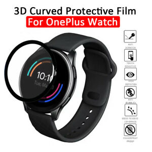 Full Cover HD Clear Screen Protector Films Protective TPU For OnePlus Watch