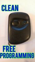 CLEAN CRIMESTOPPER KEYLESS REMOTE CONTROL FOB STARTER TRANSMITTER J5523518T1