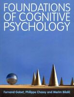 Foundations of Cognitive Psychology by Fernand Gobet 9780077119089 | Brand New