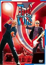 The Who Live in Boston DVD, 2004 Free ship