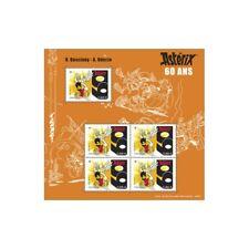 """Bloc-feuillet de timbres """"Astérix"""" neuf** SUP."""