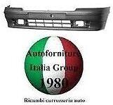 PARAURTI ANTERIORE ANT NERO C/FENDI RENAULT CLIO 90>96 1990>1996