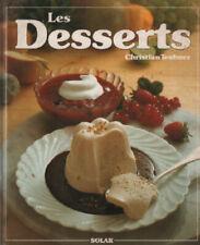Les desserts | Christian Teubner | Bon état