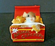 Charming Tails By Dean Griff - I'M Crackers For You 89/334 New No Box