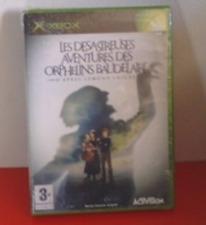 Les D?sastreuses Aventures des Orphelins Baudelaire pour Xbox