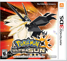 Unlocked Pokemon Ultra Sun + All Pokemon Legal Shiny Max Item Event 3DS 2DS!